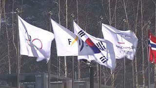Kış Olimpiyatları'na hava muhalefeti