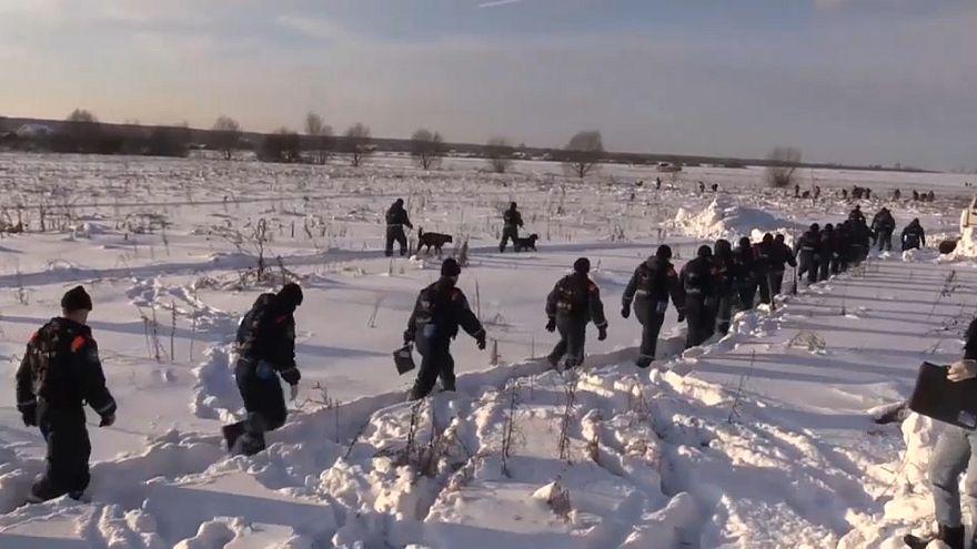 """Найдены оба """"чёрных ящика"""" Ан-148"""