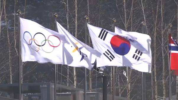 Le vent perturbe la tenue des épreuves à Pyeongchang