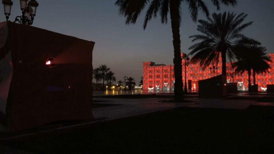 UAE lit up by annual Sharjah Light Festival