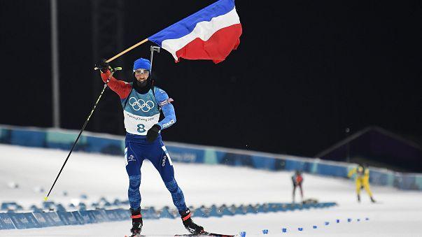 Martin Fourcade au sommet de l'Olympe