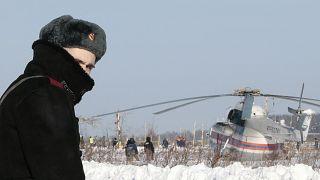 Ρωσία: Οι εκτιμήσεις για τα αίτια του αεροπορικού δυστυχήματος