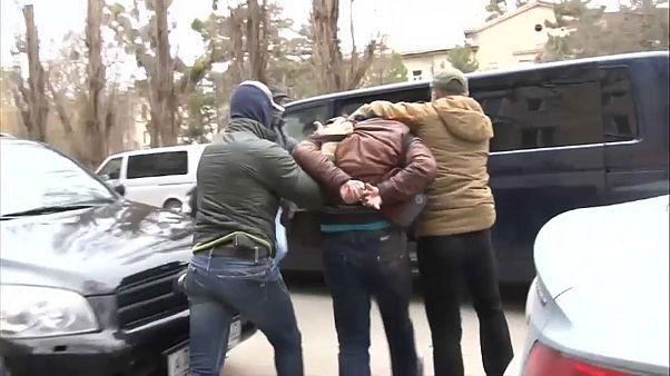 ФСБ: «В Крыму задержан шпион»
