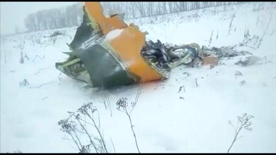 El AN-148 había superado una revisión en enero