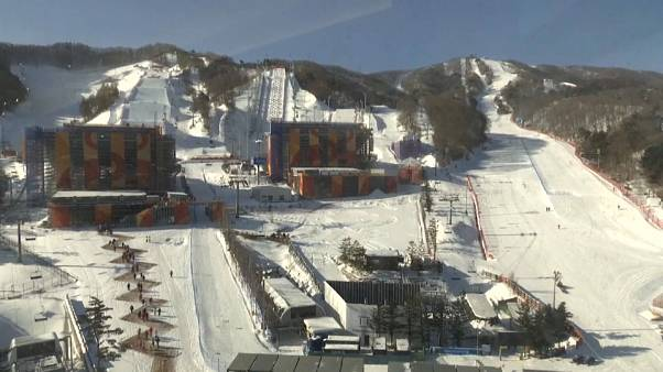 El tiempo marca la agenda en los Juegos de Pyeongchang