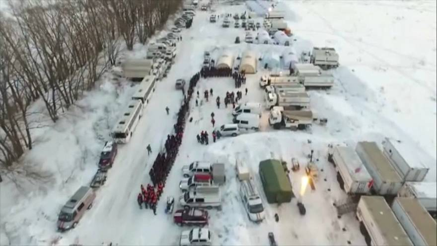 Disastro aereo russo, sospesi velivoli Antonov. Trovata scatola nera