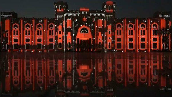 Festival das Luzes de Sharjah