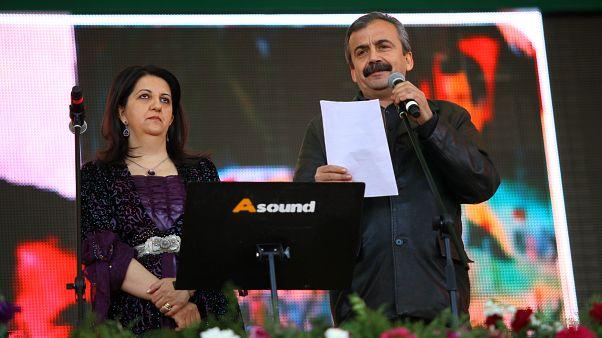HDP Eş Genel Başkanı Buldan ve milletvekili Önder'e soruşturma