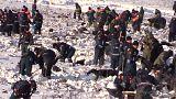 Rusya'daki uçak kazasının nedeni araştırılıyor