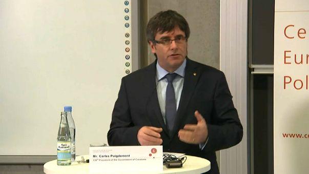 El Supremo piensa reactivar la euroorden contra Puigdemont