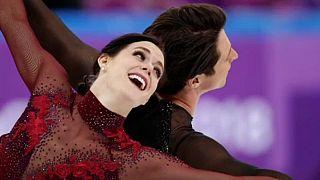 Kış Olimpiyatları'nda favoriler zorlanmadı