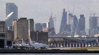 L'aéroport de Londres-City fermé