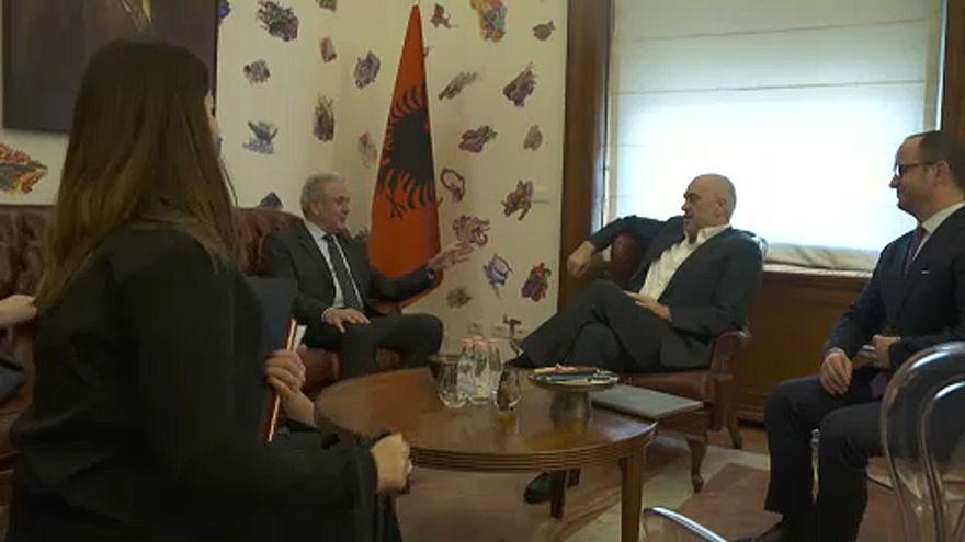 ЕС и Албания заключили пограничное соглашение