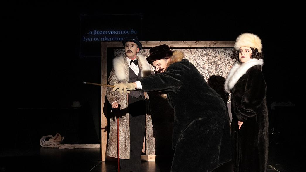 Από Μηχανής Θέατρο: Ο Τσέχωφ ταξιδεύει στην Αμερική του κραχ