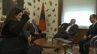 AB sığınmacı krizi konusunda Arnavutluk'a destek olacak