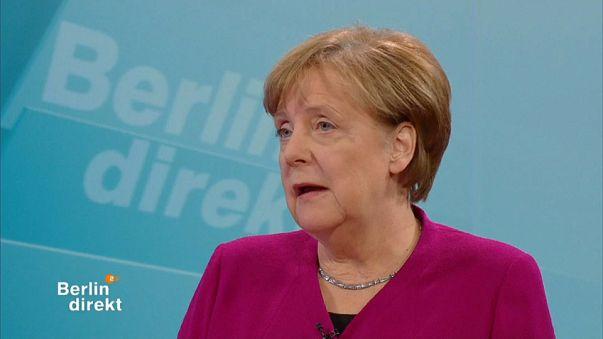 Merkel se tambalea por las tensiones que genera el pacto de coalición