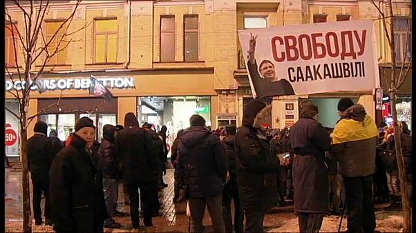 Депортация Саакашвили