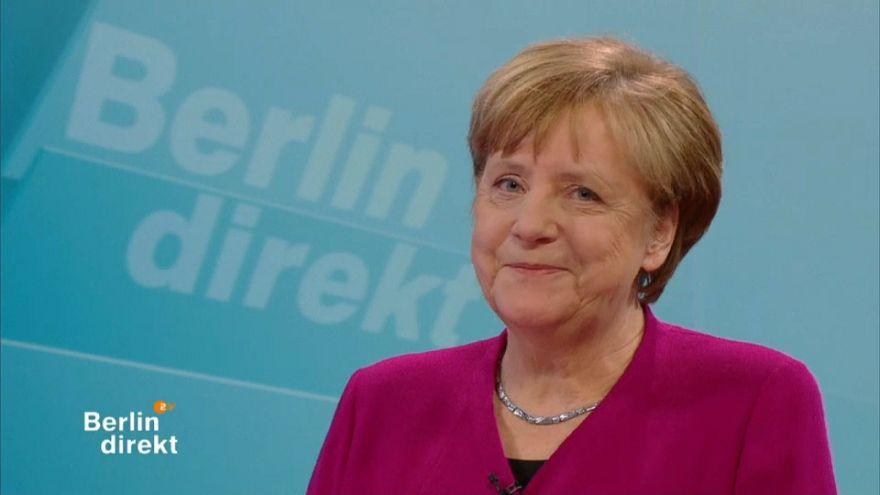 Меркель готова остаться до 2021 года