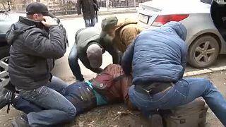 Kémkedéssel gyanúsítanak egy ukrán férfit a Krímben