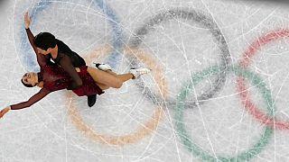 Campeones olímpicos en los Juegos de Pyeongchang