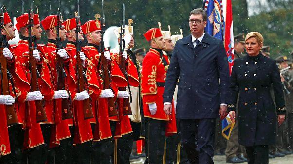 Serbia y Croacia buscan la reconciliación en aras de la UE