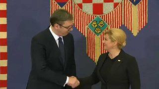 صربيا وكرواتيا وحل العلاقات المتوترة