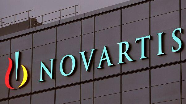 Grécia exige indemnizações à Novartis