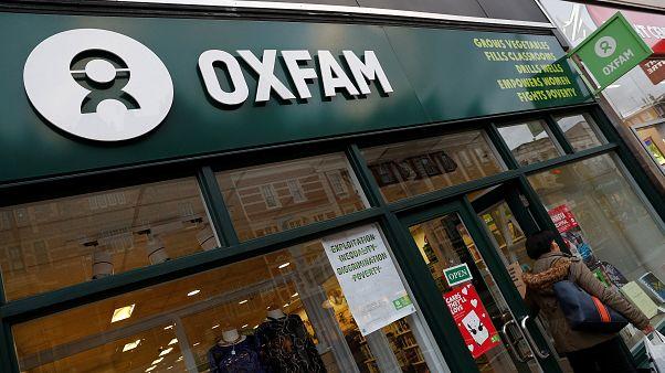 Seks skandalı Oxfam'da istifa getirdi