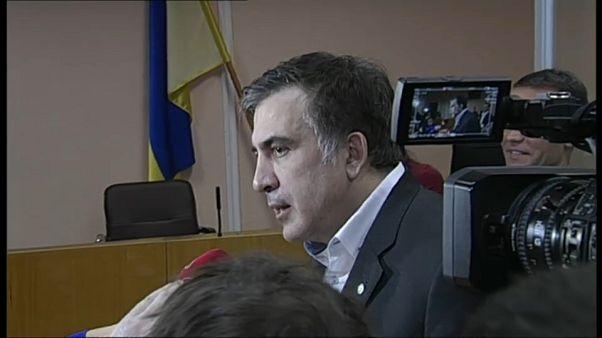 Ucraina, espulso l'oppositore Mikheil Saakashvili