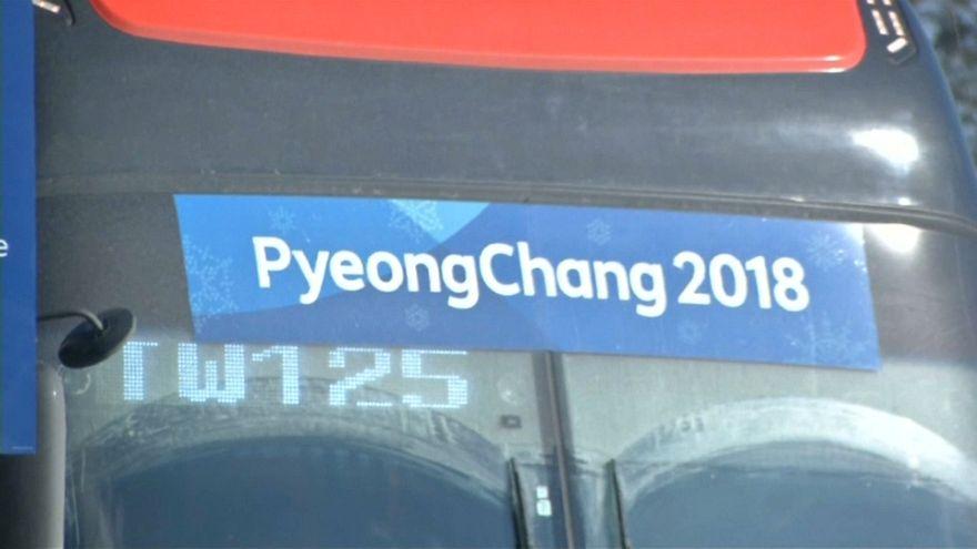 Pas de médaille pour les bus de Pyeongchang