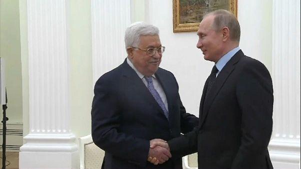 Abbas: ABD'yi artık arabulucu olarak kabul edemeyiz
