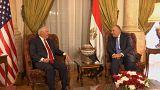 EUA apoiam luta antiterrorista do Egito