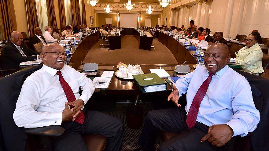 ANC faz ultimato a Jacob Zuma para que deixe o poder