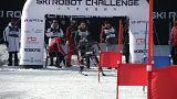 شاهد: روبوتات تتزلج في أولمبياد بيونغ شانغ
