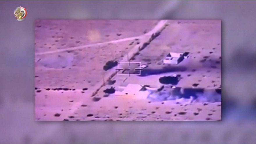 Ägyptens Armee tötet erneut 10 Extremisten bei Anti-Terror-Operation