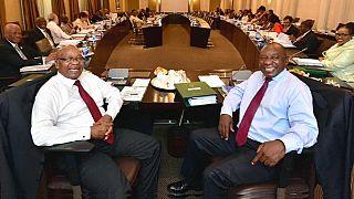 El partido de Zuma le pide que dimita