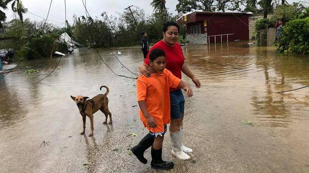 Les îles Tonga touchées par un violent cyclone