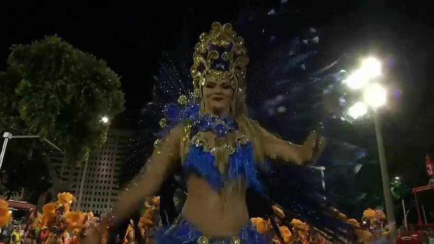 Самба: танцуют все!