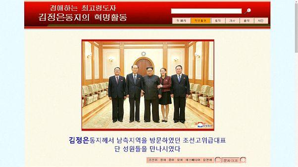 Kim Jong Un lobt Südkoreas warmen Empfang