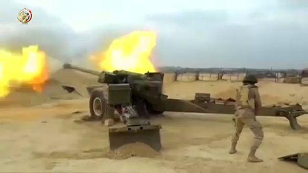 Terrorellenes hadjárat Egyiptomban