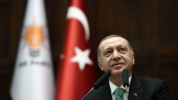 Erdoğan: Suriye'de sert karşılık veririz diyenler Osmanlı tokadı yememiştir