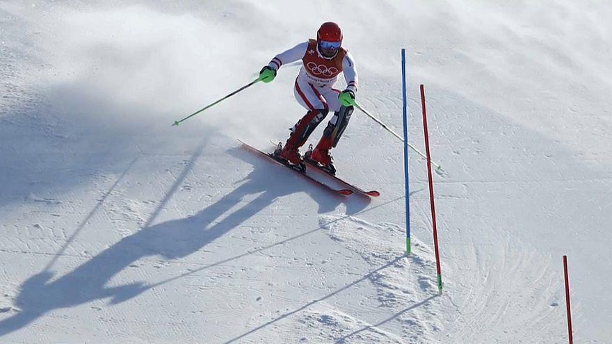 Österreich jubelt: Gold für Marcel Hirscher in der Alpinen Kombination