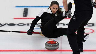 2018 Kış Oyunları: Rusya Curling'de ilk kez podyumda