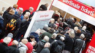Lange Schlangen: Berlinale startet Ticketverkauf