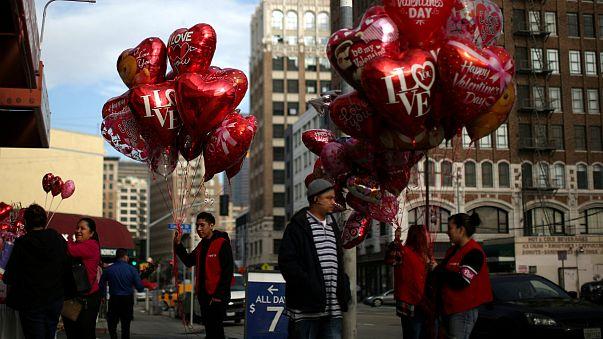 ولنتاین؛ ثبت ازدواج در فرودگاه لاس وگاس برای زوجهای عجول