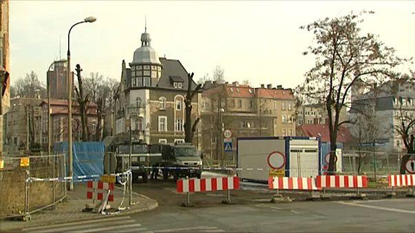 II. világháborús bomba miatt telepítettek ki 2000 lengyelt