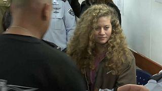 Tamimi: palestiniana de 17 anos julgada à porta fechada