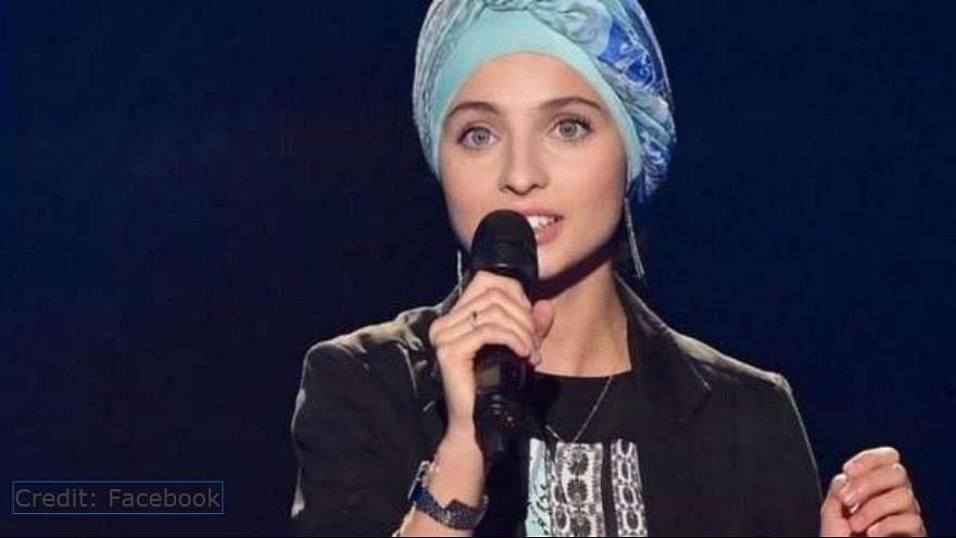 المغنية الشابة منال ابتسام