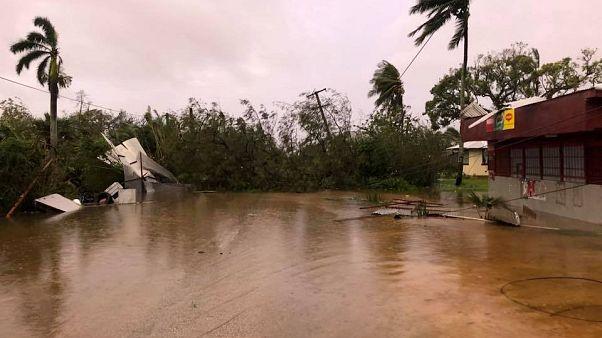 Εκτεταμένες καταστροφές στα νησιά Τόνγκα