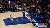 Sixers New York Knicks'i yine yendi